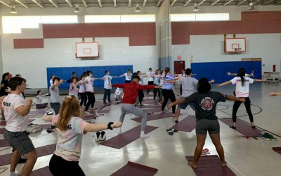 Parkland Tai Chi Classes at MSD with Acupuncturist Dr Fields