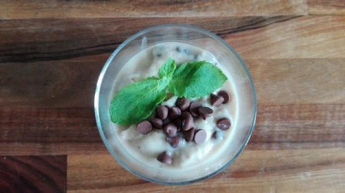 Banana Chocolate Chip Ice Cream 3
