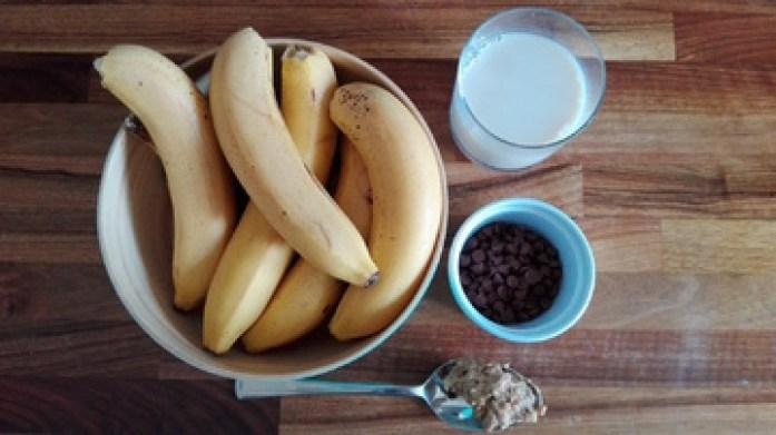 Banana Chocolate Chip Ice Cream 5