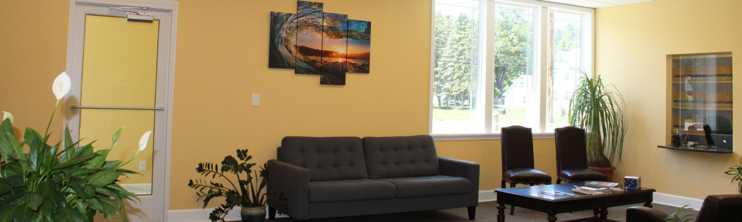 Integrative Vision Therapy Waiting Room