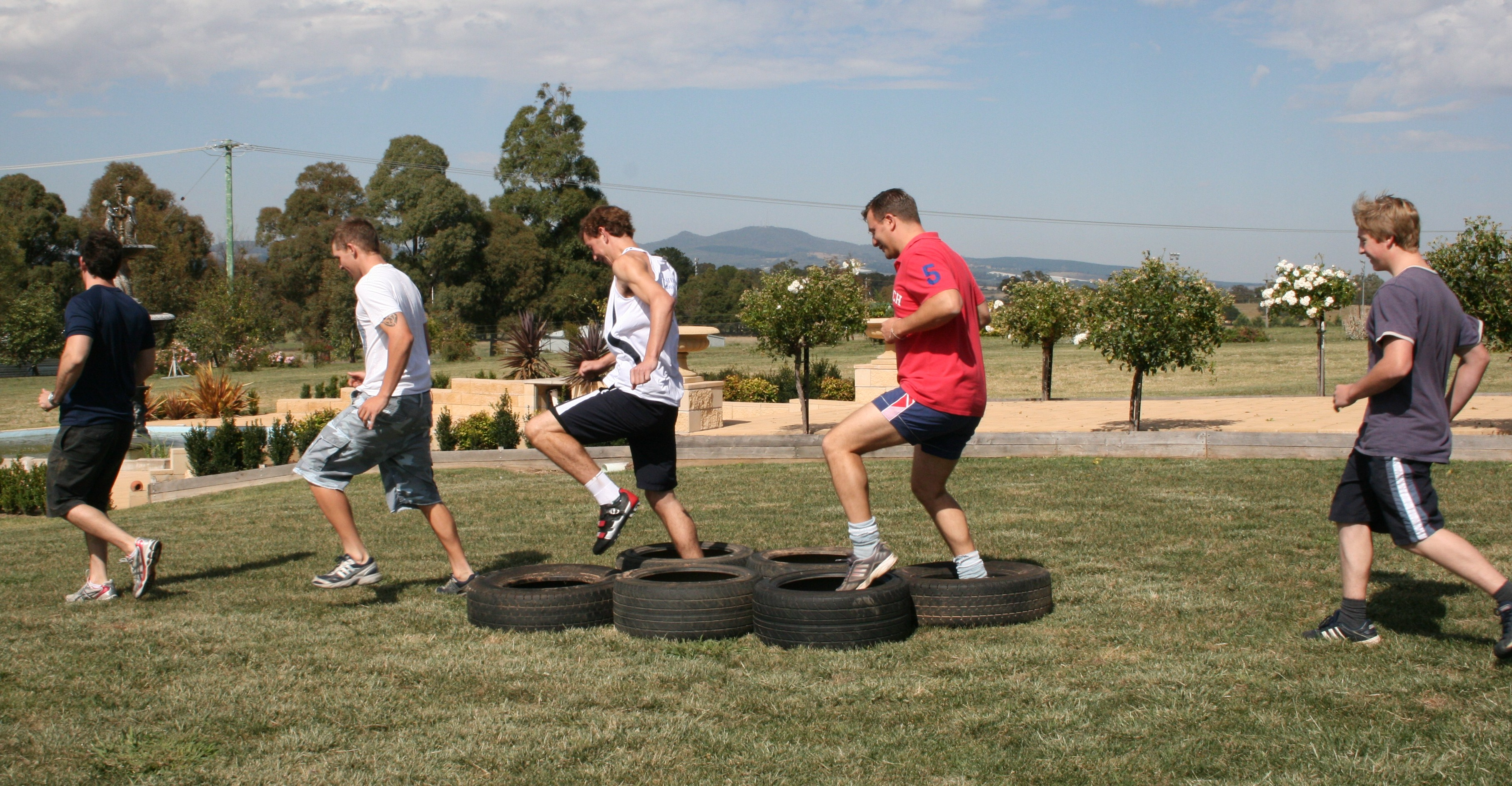 outdoor training 012