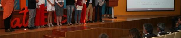 Primer premio ATREBT! 2019 Uca para Integreellence