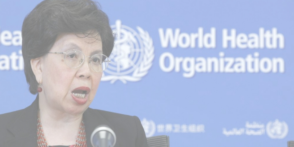 Margaret Chan World Health Organization Big Food Big Soda Big Alcohol