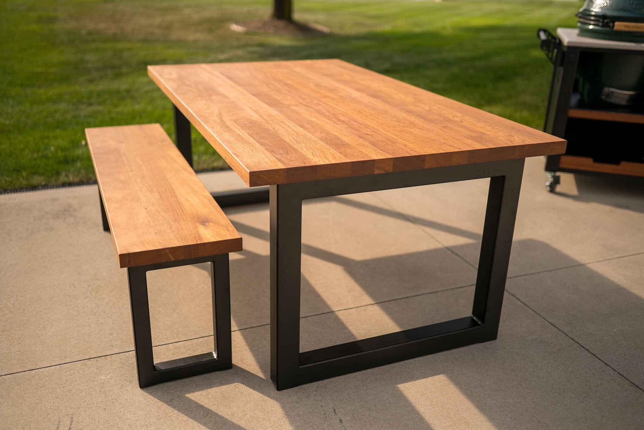 brazilian teak patio table