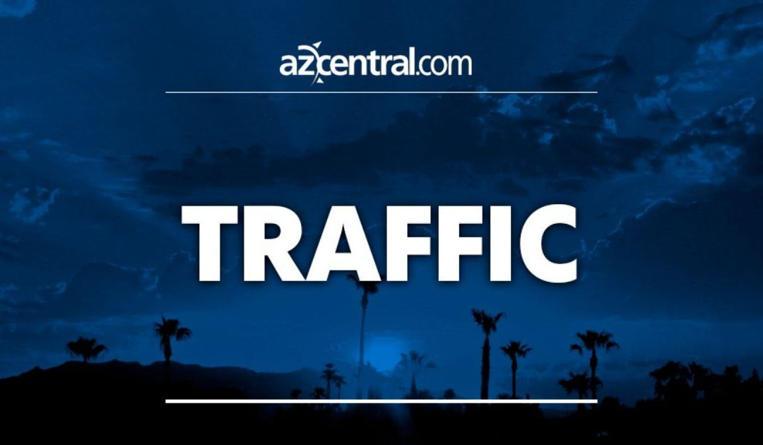 Two vehicles roll over in U.S. 60 crash near Surprise; DPS reports at least 1 injured