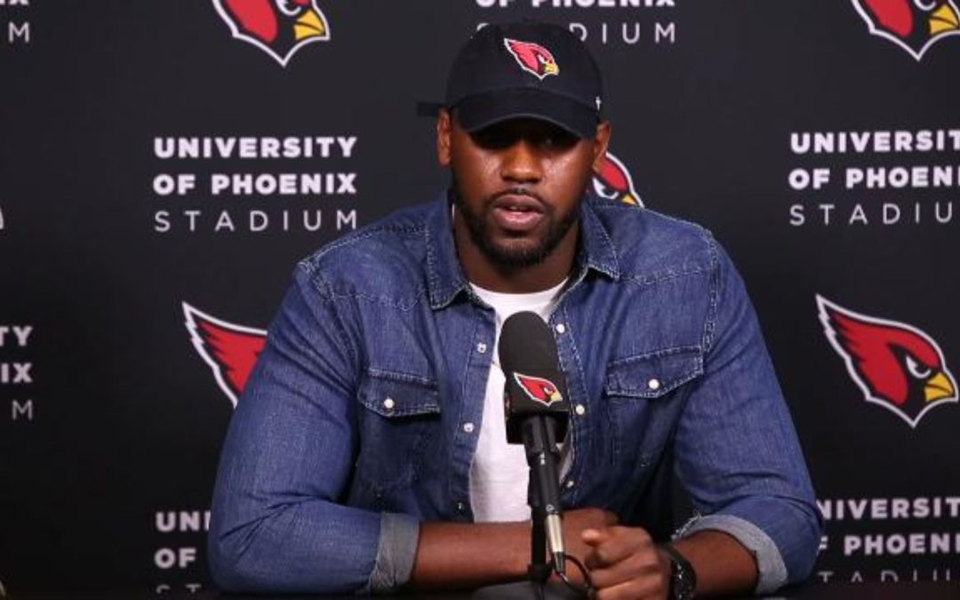 Chandler Jones discusses new contract with Cardinals