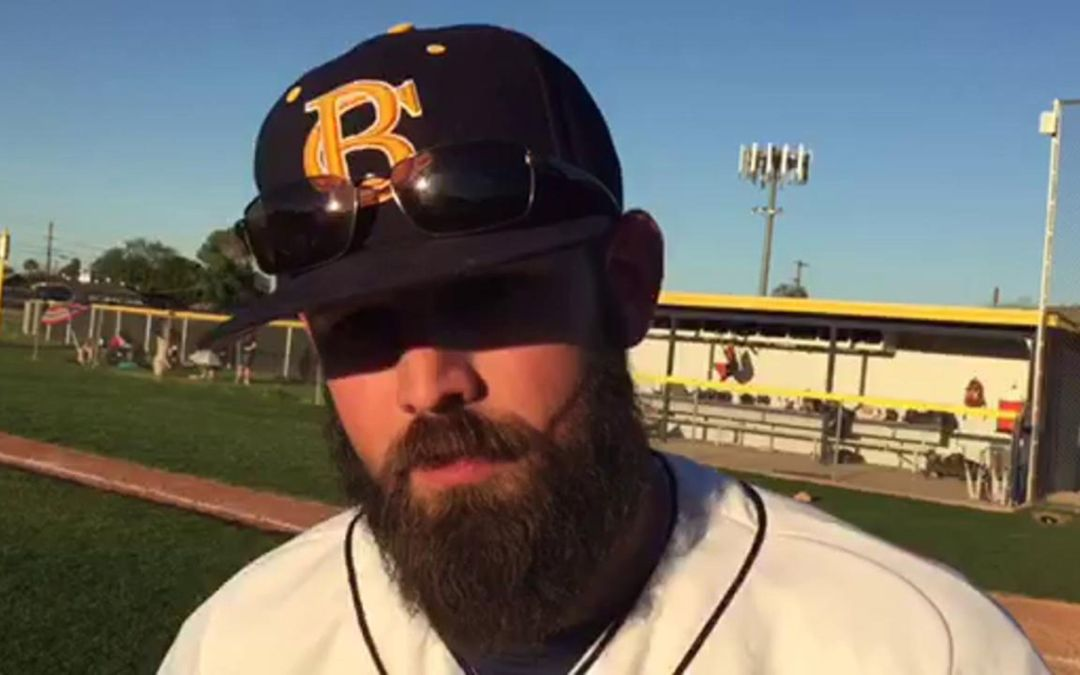 Bourgade tries to move forward after death of baseball coach