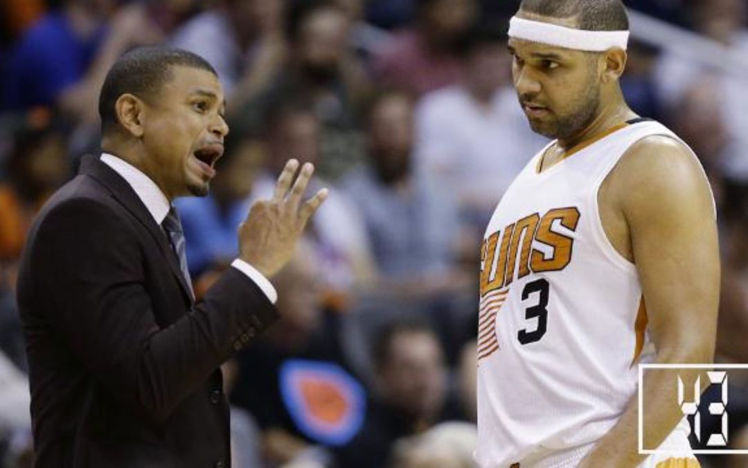 Would Earl Watson leave the Suns if the UCLA job were to open up?