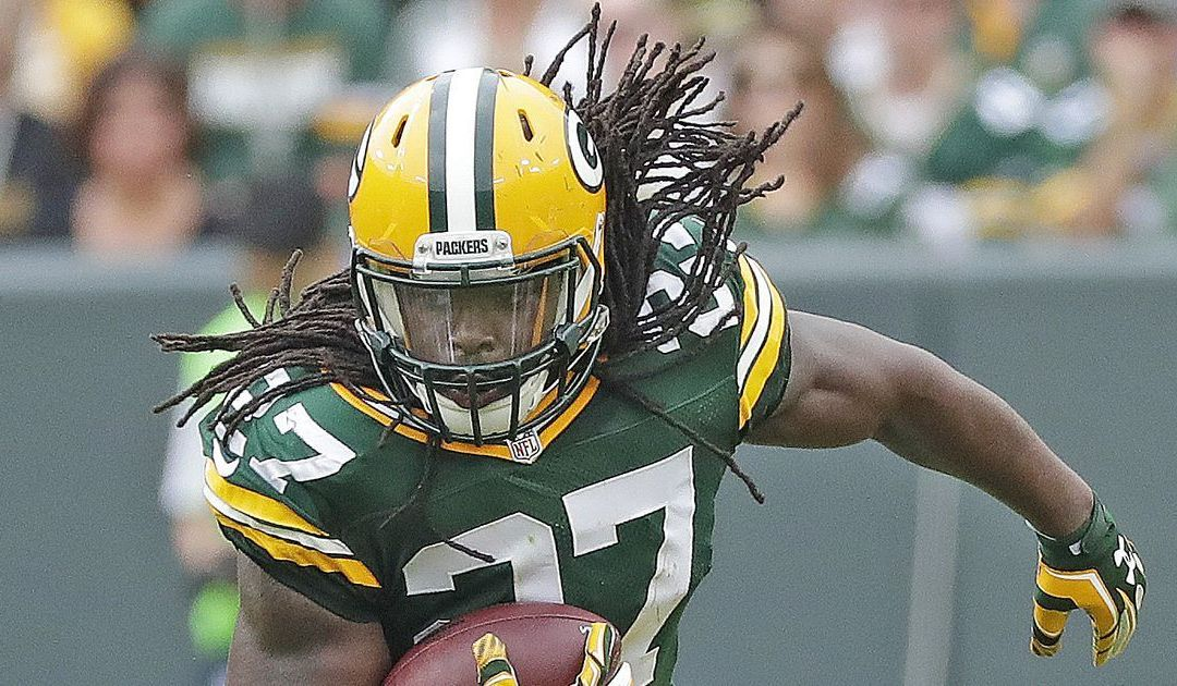 Eddie Lacy's loss reshapes Packers' ground game