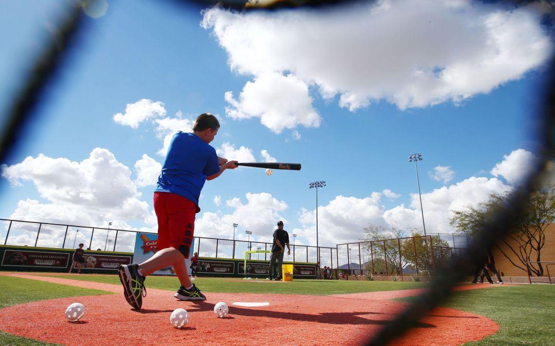2017 Cactus League Phoenix spring training baseball stadium guide