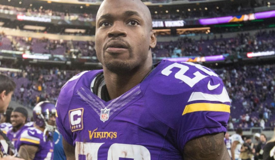 Seahawks bringing in Adrian Peterson for visit