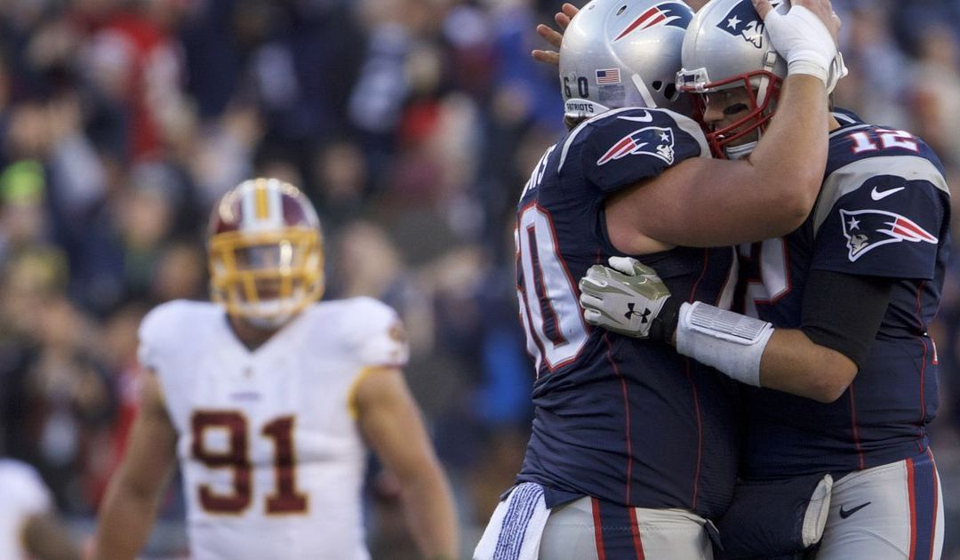 Business as usual for Patriots, Redskins