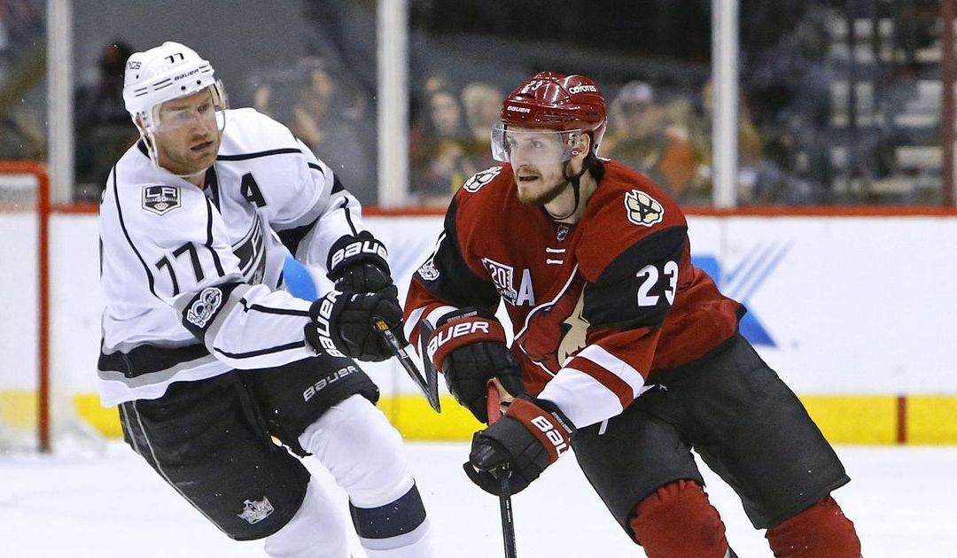 Arizona Coyotes' Oliver Ekman-Larsson expects to rebound from 'off' season