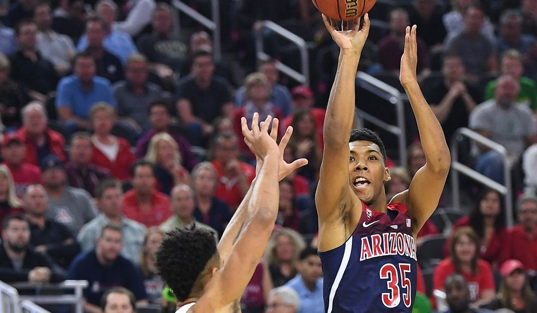 Arizona Wildcats hold off short-handed Oregon Ducks to win Pac-12 Tournament