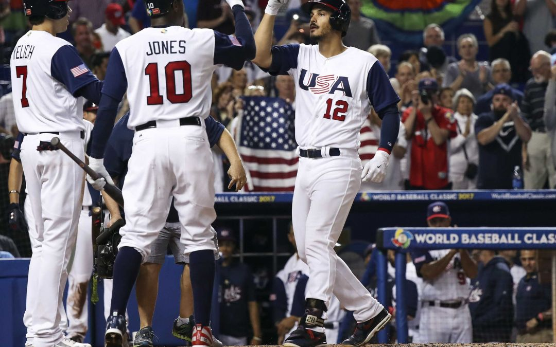 Boring works fine for USA, which routs Canada, advances in World Baseball Classic