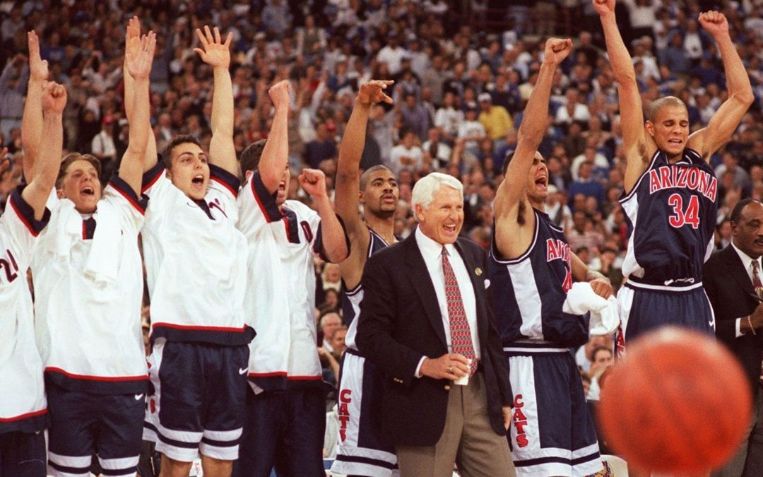 Arizona Wildcats' 1997 NCAA Championship
