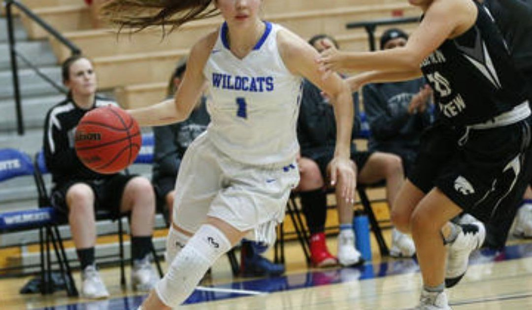 Mesquite's Shaylee Gonzales named Gatorade Arizona Girls Basketball POY