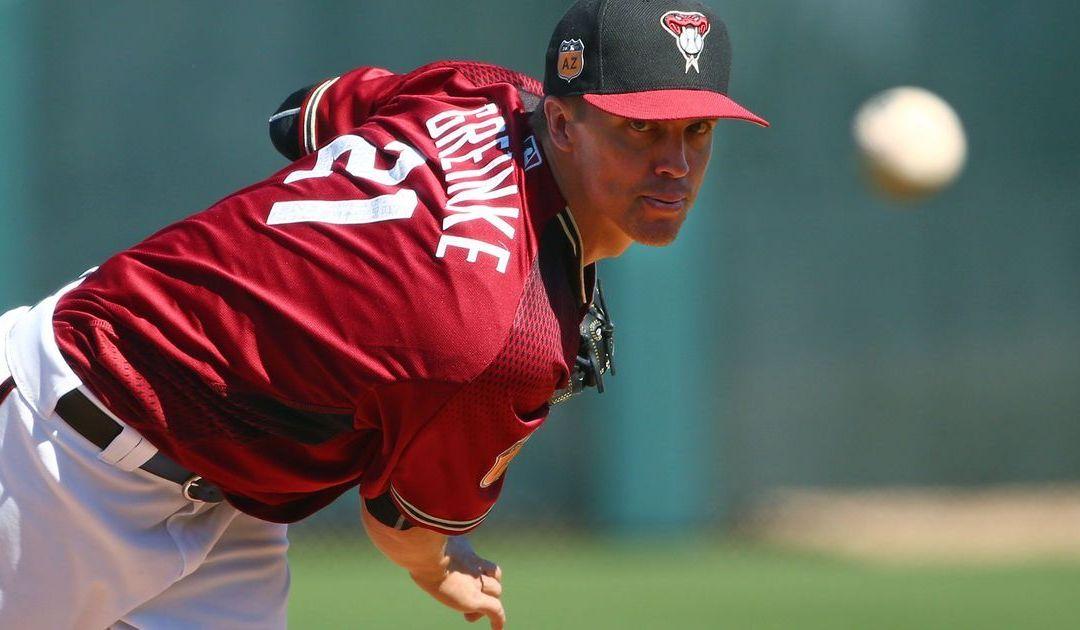 Diamondbacks ace Zack Greinke mum on velocity after minor-league test