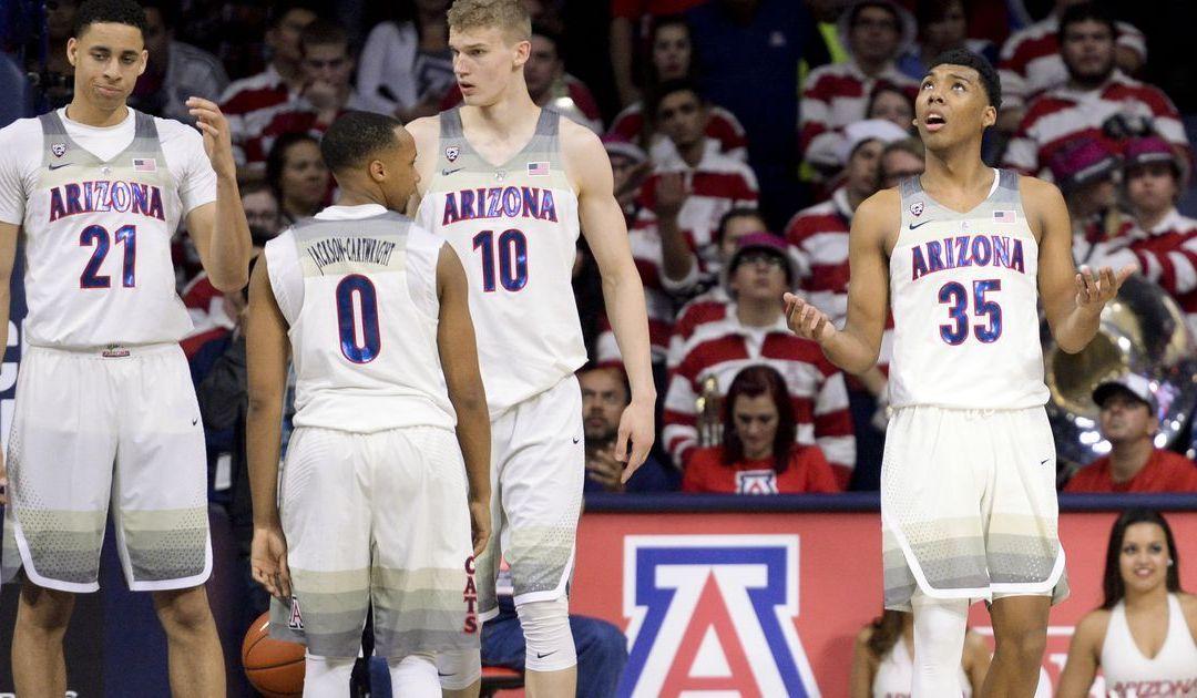 Arizona freshman Lauri Markkanen brings even bigger game than expected