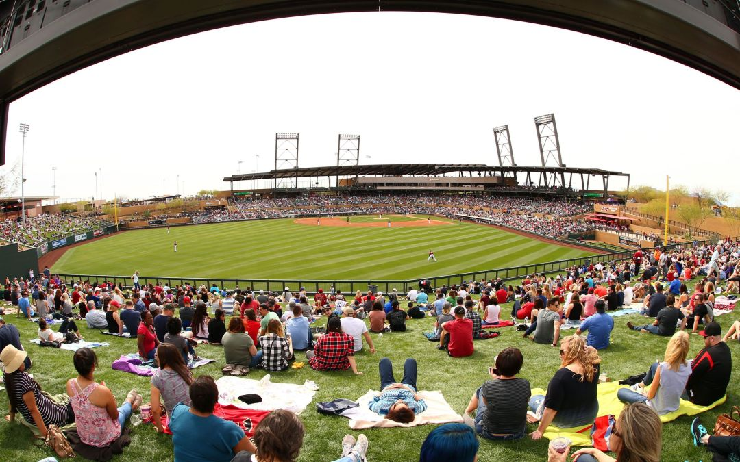 4 reasons spring training trumps March Madness