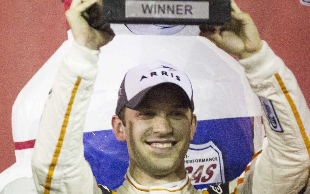 Mexico's Daniel Suárez is NASCAR's rising star