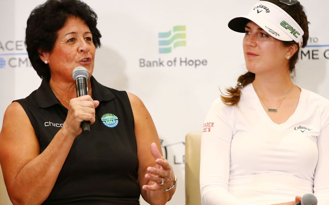 Before Tiger, there was Nancy Lopez