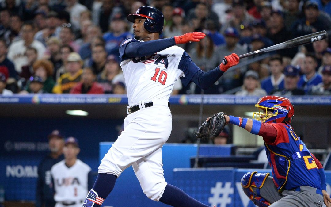 USA slugs two homers in 8th inning, stuns Venezuela in World Baseball Classic