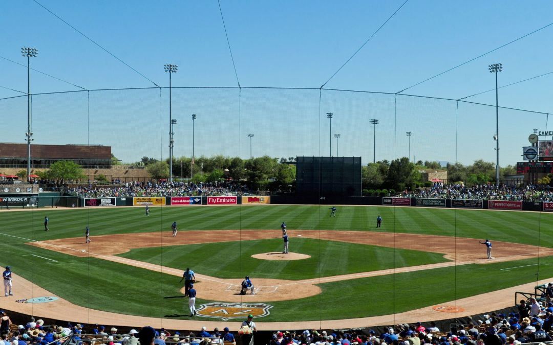 A letter to baseball, my first true love