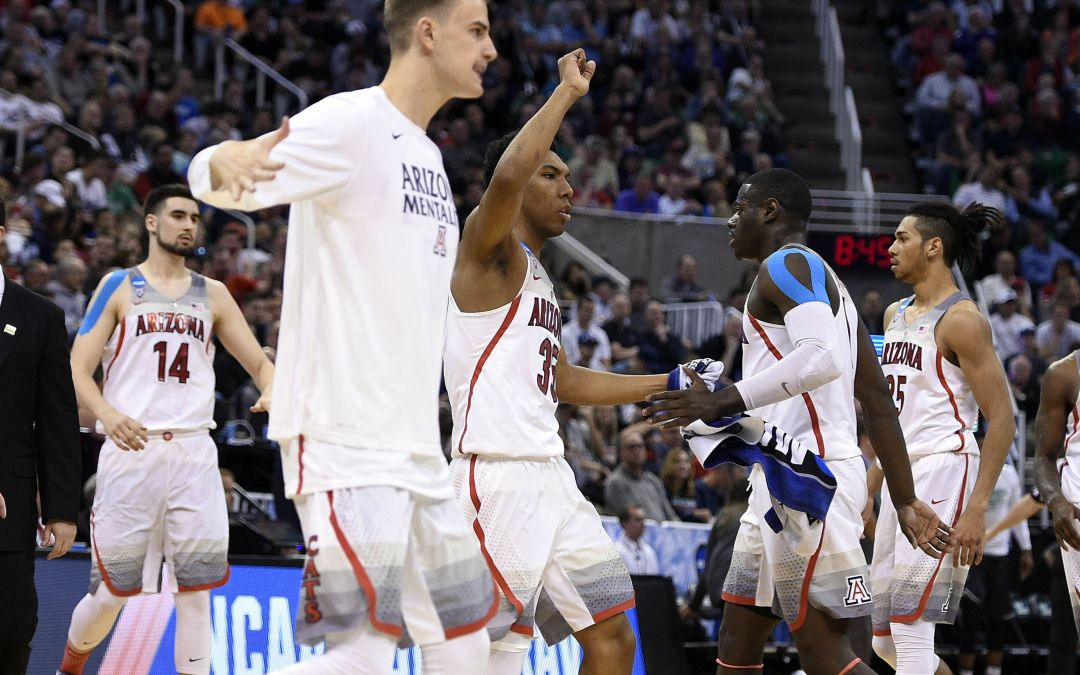 Arizona faces scrimmage partner Saint Mary's in NCAA Tournament second round