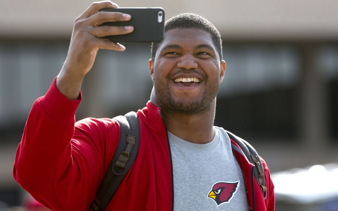 Calais Campbell on time with Cardinals, fans: 'It was destiny'