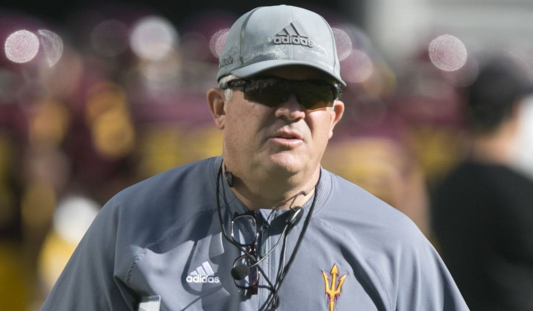 ASU practice report: Offensive line seeks cohesion