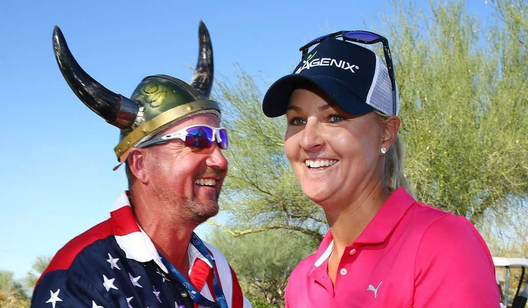 Anna Nordqvist shoots 11-under 61, takes Founders Cup lead