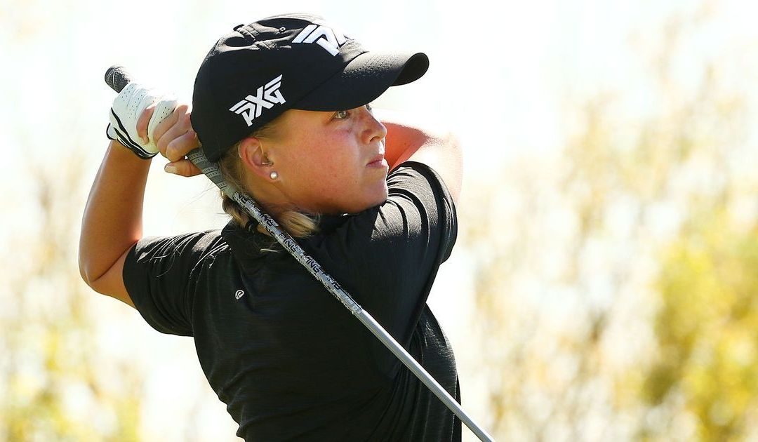Hearing-impaired Kaylin Yost pursuing her LPGA dream