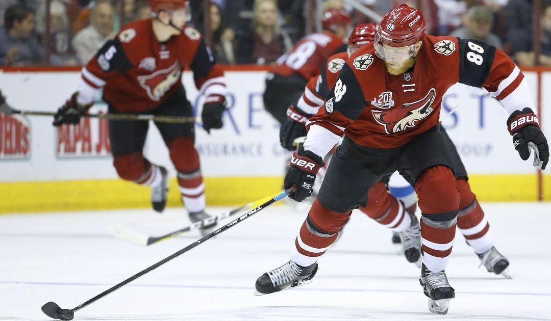 Arizona Coyotes' rhythm to be tested on road trip
