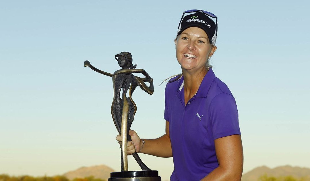 Anna Nordqvist wins Founders Cup in college homecoming