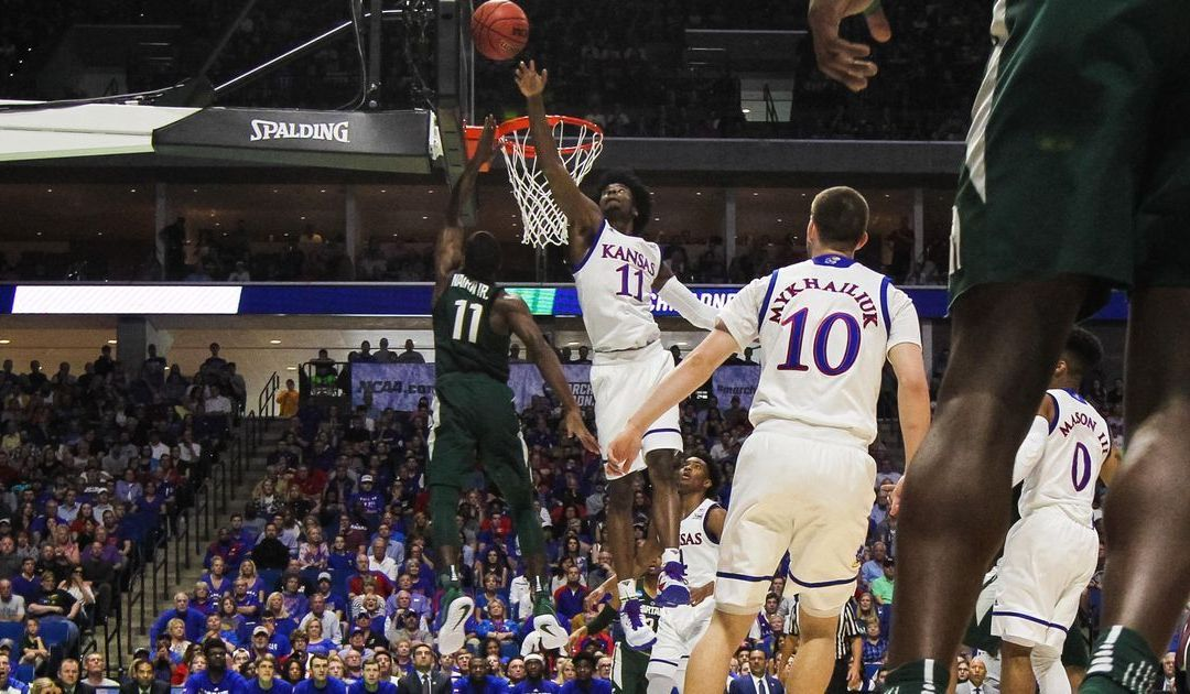 When Josh Jackson elevates his game, the sky's the limit for Kansas