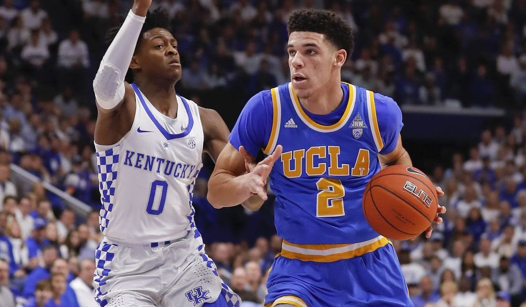 UCLA's road to a national championship is as tough as it gets