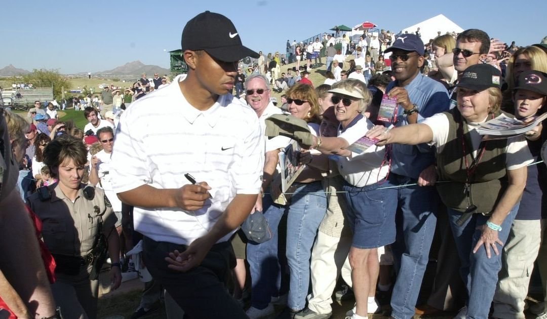Reminiscing on Tiger Woods' reign of dominance