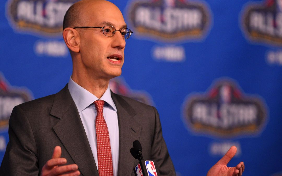 What was the tipping point for Adam Silver's memo to NBA owners?