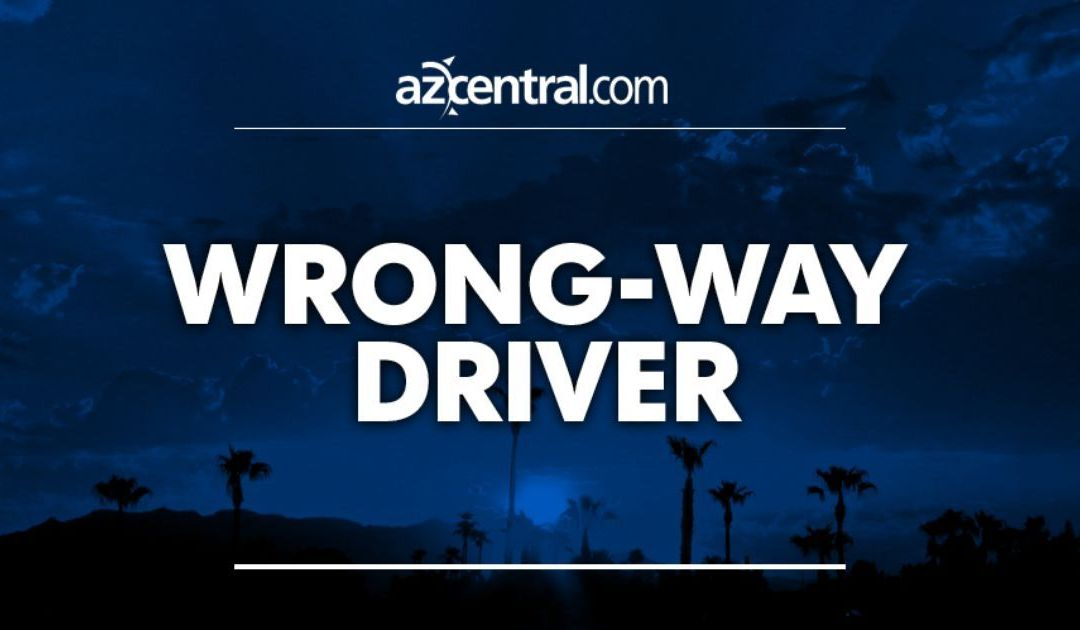 DUI suspected in wrong-way Loop 202 crash