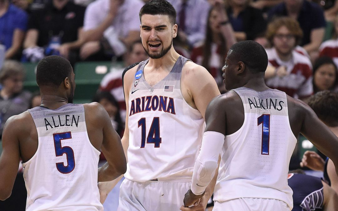 Arizona, Oregon, UCLA have chance to end Pac-12's Final Four drought