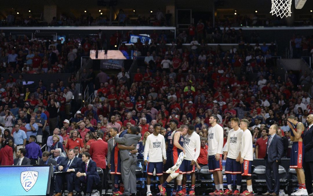 Arizona Wildcats have come a long way since last Sweet 16 trip