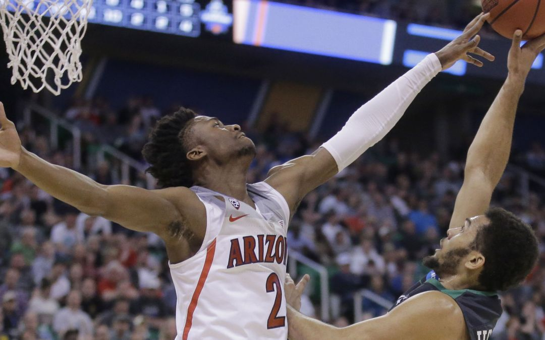 Arizona Wildcats' Kobi Simmons taking reduced role in stride