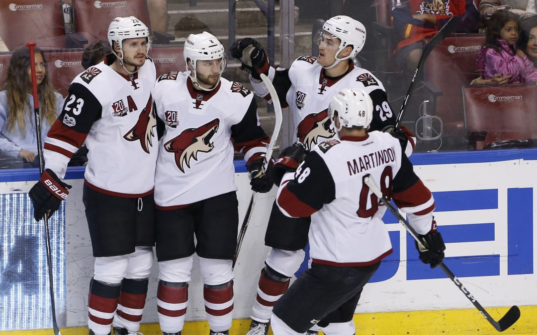 Expansion draft could also add to Arizona Coyotes' roster