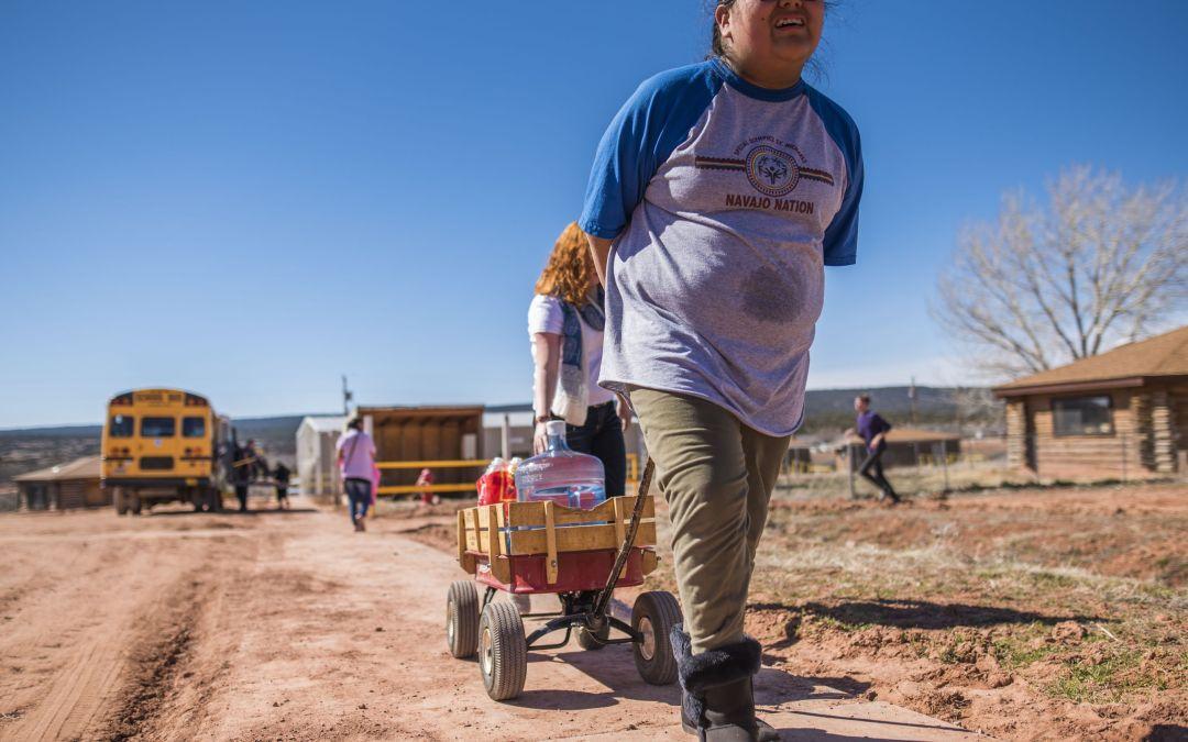 Special needs school raises money for clean water