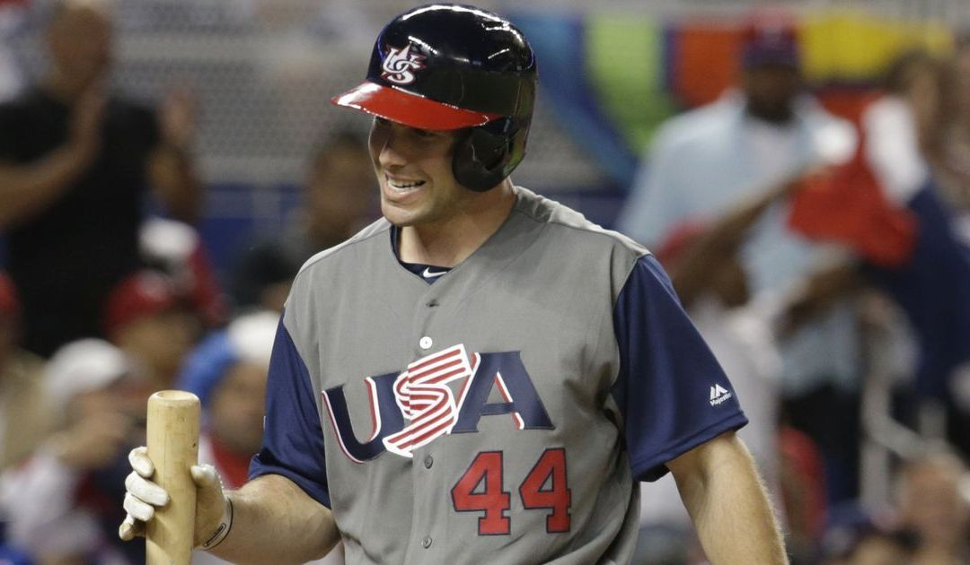 Paul Goldschmidt back, has no ill will from WBC experience