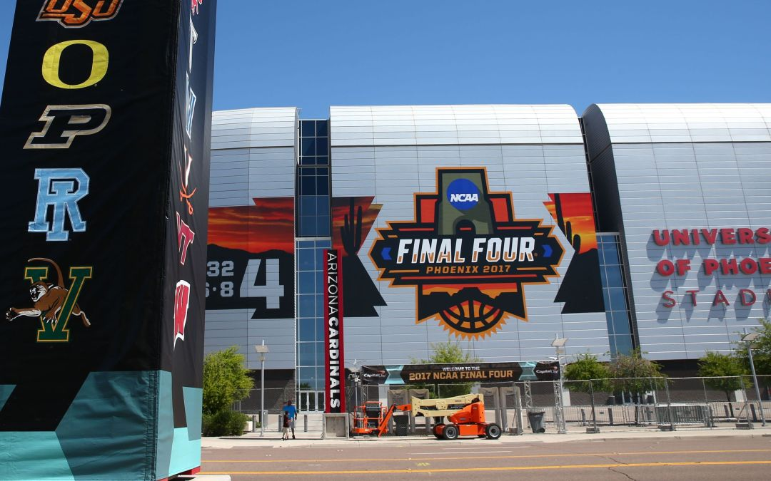 From FBI to transit and county health staff, Glendale emergency center works to keep Final Four safe
