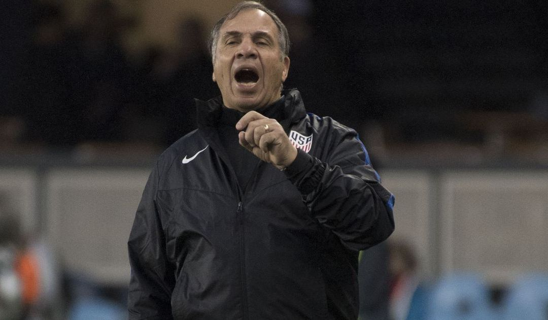 Winning cures all ills for U.S. men's soccer team, at least for now