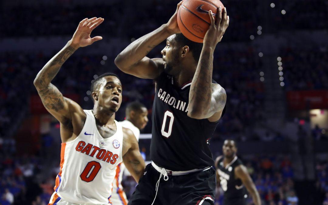 No. 4 Florida faces No. 7 South Carolina in SEC showdown