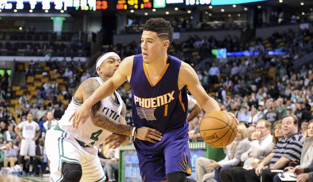 Suns' Devin Booker goes for 70